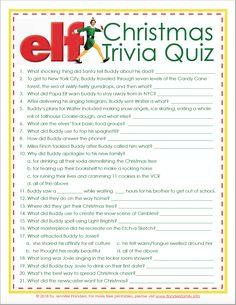 Christmas Trivia Quiz, Fun Christmas Party Games, Printable Christmas Games, Holiday Games, Holiday Movie, Christmas Activities, Holiday Trivia, Holiday Fun, Holiday Ideas