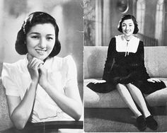 Takamine hideko (高峰秀子) 1924-2010, Japanese Actress Japan Fashion, Latest Fashion, Film Music Books, Old Photos, Maid, 1930s, Pop Culture, Japanese, Actresses