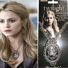Enticing Twilight Character Replica Jewelry Rosalie's Necklace