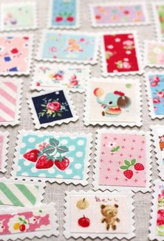 Little Treasures: 10 Fabulous Fabric Scraps Ideas