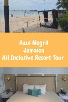 Azul Beach Resort Negril Jamaica All Inclusive Resort Tour Best Resorts In Jamaica, Beaches Resort Jamaica, Montego Bay All Inclusive, Family All Inclusive, All Inclusive Honeymoon, Best All Inclusive Resorts, Negril Jamaica, Jamaica Vacation, Best Honeymoon