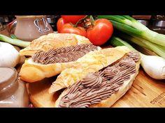 Májkrém házi csirkemájkrém / Szoky konyhája / - YouTube Hungarian Cuisine, Dairy, Appetizers, Cheese, Dishes, Youtube, Food, Recipes, Recipe