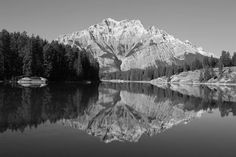 Cascade Mountain Photo by Glenda Nakaska Smith -- National Geographic Your Shot