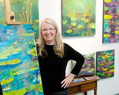 Parksville painter creates symphony of sights – Parksville Qualicum Beach News Old School House, Jazz Club, Art Society, Abstract Images, Impressionist, Home Art, I Am Awesome, Floral Design, Old Things
