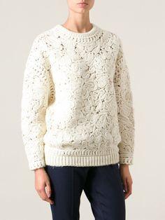 Stella Mccartney Crochet Sweater - Spazio Pritelli - Farfetch.com