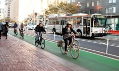 Four reasons US business leaders want to import Danish-style cycling