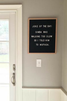 I will love this in my house!