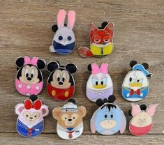 Up for your consideration is a disney pin set. Disney Pins Sets, Disney Trading Pins, Mickey Mouse Pins, Disney Mickey, Disney Princess Tattoo, Punk Princess, Disney Pin Collections, Duffy The Disney Bear, Disney Bedrooms
