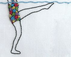 Embroidery - photo