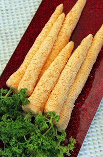 Cheese Ball Carrots