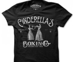 Cinderellas Boxing Tee - Unisex