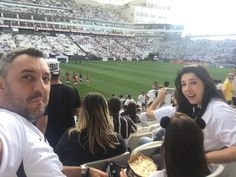 Marcelo e Sabrina Galvez