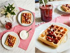pečené jahody s balzamikem Cooking, Breakfast, Treats, Food, Sweet, Kitchen, Morning Coffee, Sweet Like Candy, Candy