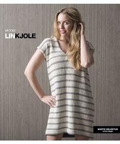 Det er ingen tvil, det blir sommer i år også Short Sleeve Dresses, Dresses With Sleeves, Knitting Designs, Shirt Dress, Shirts, Fashion, Knitting Projects, Moda, Shirtdress