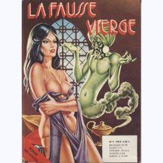Série Chaude : n° 4, La fausse vierge