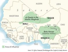 Islamist Groups in West Africa: Get Ready for the Mali Invasion