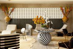 Kelly Wearstler Commercial #kellywearstler #interior #design #commercial