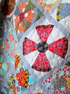 Steam Punk quilt kit