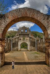 Parque De Las Ruinas De Ujarrás, Costa Rica