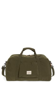 BARBOUR . #barbour #bags #travel bags #nylon #weekend #