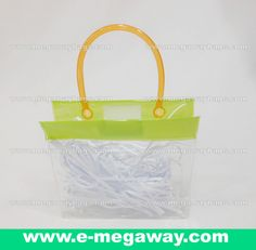 Small See Through Bags from MegawayBags