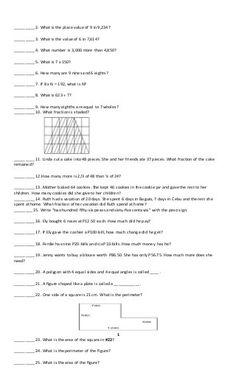 Grade 2 mtap reviewer Math Challenge, Grade 2, Iphone Wallpaper, Science, Writing, Second Grade, Being A Writer