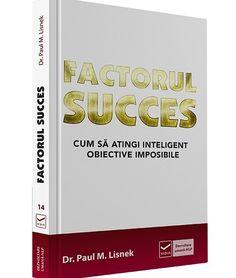 Factorul succes - Paul.M Lisnek (recenzie)