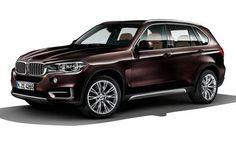 #BMW #X5. Forme et fonction sont en parfaite harmonie grâce à des composants aérodynamiques particuliers au niveau de la proue, de la poupe et des flancs.