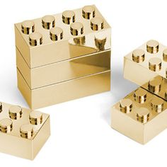 Gold Legos, lego gifts, cool stuff, cool things to buy, gizmo, gadget