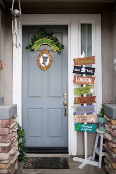 Peter Pan / Neverland Birthday Party Ideas | Photo 11 of 29 | Catch My Party