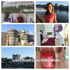 Happy #TravelTuesday Watch this #video to Learn About Loire Valley Wine. Wine Oh TV's Monique Soltani travels to Loire Valley & reports on Loire Valley France's Royal Wine Region. #loirevalley #wine #travel