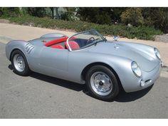 1955 | Porsche Spyder | 550