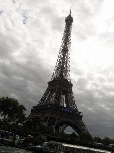 Эйфелева башня  - la Tour Eiffel