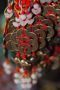 chinese new year lucky charms  ------- #china #chinese #chinesenewyear