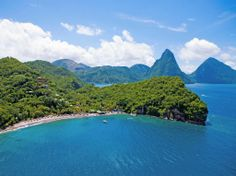 Anse Chastanet - best snorkelling