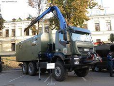 Грузовики Iveco - в украинской армии