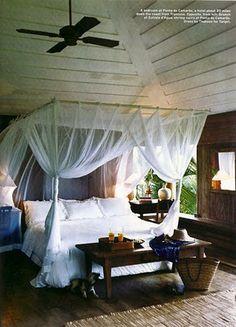 Dreamy hotel room...