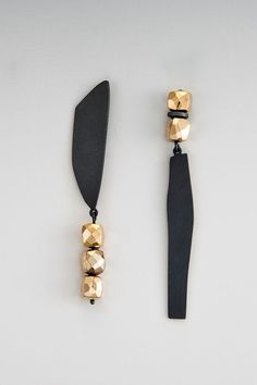 Janis Kerman, earrings