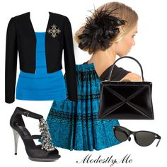 ..., created by modestlyme on Polyvore
