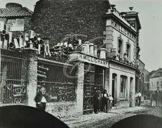 Millichamps Potteries, Princes Road, Lambeth, 1860