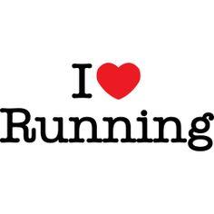I love running <3