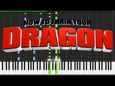 How to train your dragon medley - YouTube