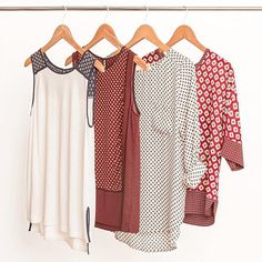 We love these perfect prints.