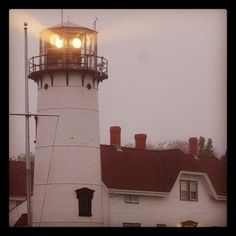 Chatham Light by T. Peter Lyons, via 500px