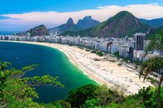 With all eyes on Rio de Janeiro for the launch of the 2016 Summer Olympics it's easy to forget that Brazil is one of the largest and most populous countries in the world. Rio may be the country's tourism capital but from the Amazon basin to the Atlantic islands of Fernando de Noronha there's a wealth of natural and cultural beauty across Brazil.  Hanging with locals at Copacabana Beach which is famous for events like its New Year's Eve bash and annual Beach Soccer World Cup. Try playing a…