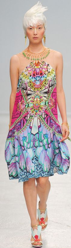 Manish Arora Spring 2014 | The House of Beccaria