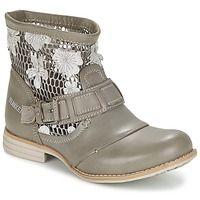 kengät Naiset Bootsit Bunker SARA Grey