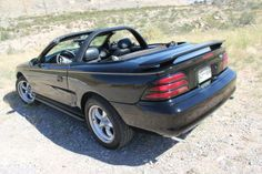 Make:  Ford Model:  Mustang Year:  1995 Body Style:   Exterior Color: Black Interior Color: Black Doors: Two Door Vehicle Condition: Good  Phone:    615-636-6836  For More Info Visit: http://UnitedCarExchange.com/a1/1995-Ford-Mustang-847760234347