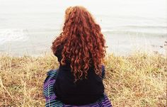 Ready to go back to having red hair.