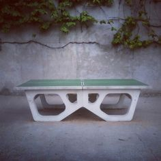 Municipal Table Tennis in Paris